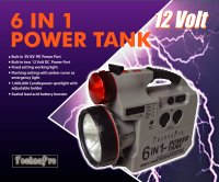 TechnoPro Telescope Power Tank 12v Power Supply