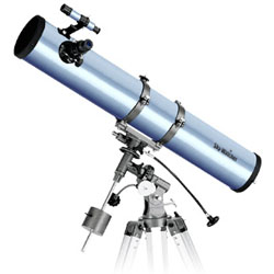 Sky-Watcher SK1149EQ1 Reflector with RA Motor Drive - Click Image to Close